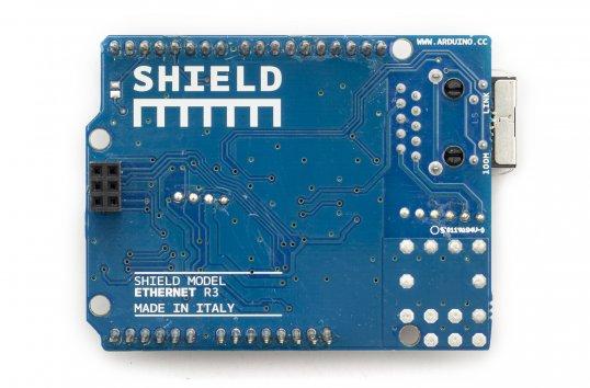 Arduino Shield - Ethernet 2 - robocorenet