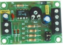 Sound Effect Generator Modules