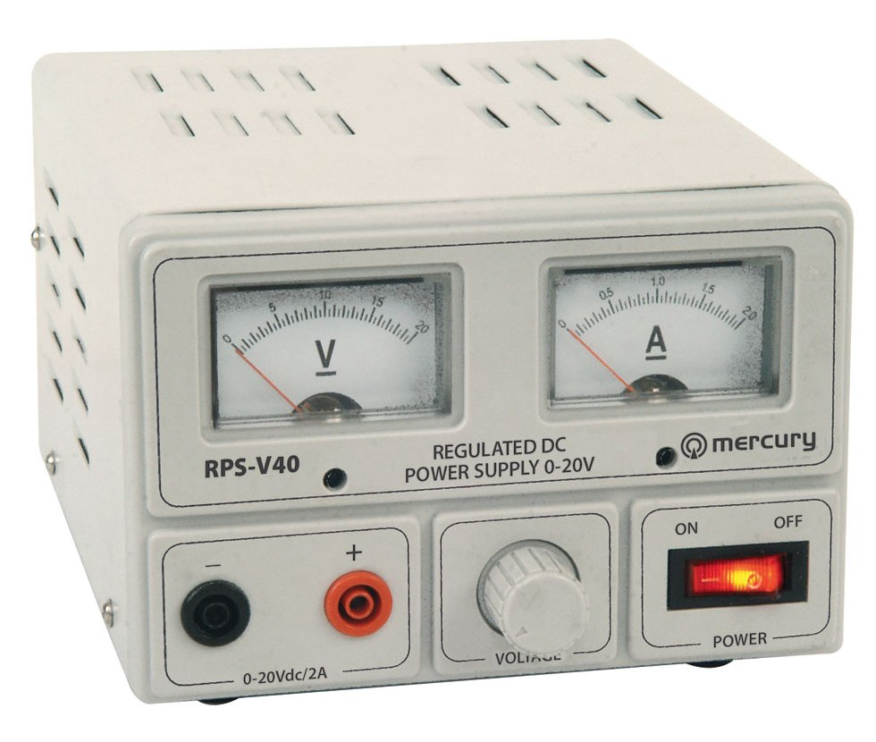 Power Supply 0 20v Bench Volt Regulated Circuit 20