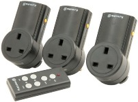 Remote Controlled 13A Sockets