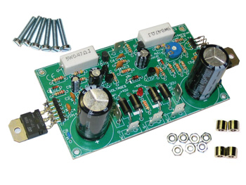 Power Amplifier Kits and Modules
