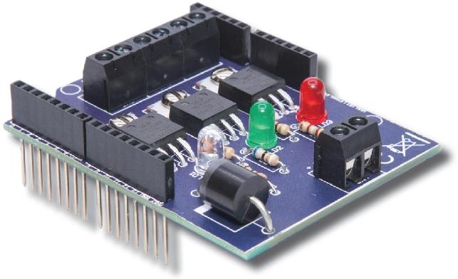 Velleman ka rgb shield for arduino uno